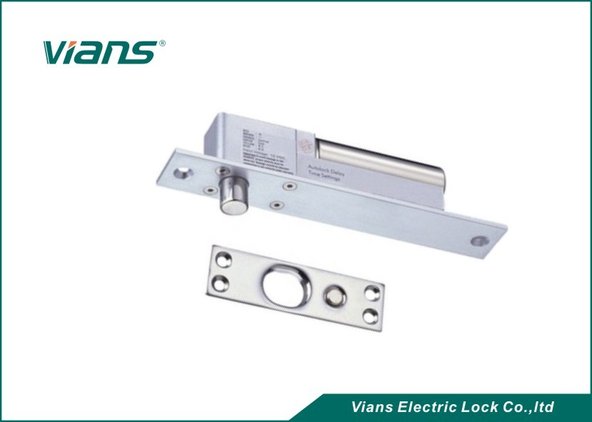 Bidirectional Door Electric Bolt Lock Home Status Signal Output Time Delay